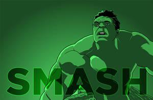 Hulk Smash by AllenHolt