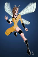 The Wasp by AllenHolt