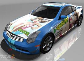 Yotsuba Car by Kasuga39