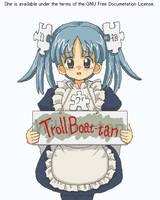 TrollBoat-tan by Kasuga39