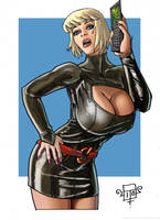 power girl 13 Q by FTacito