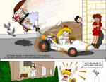 Nurse Venus Race to Hospital by SailorEnergy