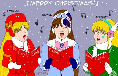 Christmas Art Gift for Clipperwhiz1 by SailorEnergy