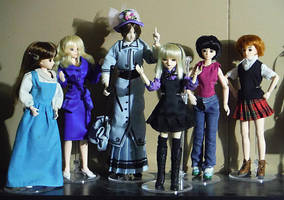 Pacificators Pt 113 Dolls by SailorEnergy