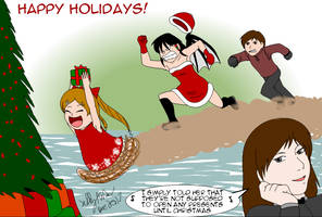 51 Gift Thief Gift for aidaninferno. by SailorEnergy