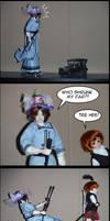 Doll Comic: Muneca's Car by SailorEnergy