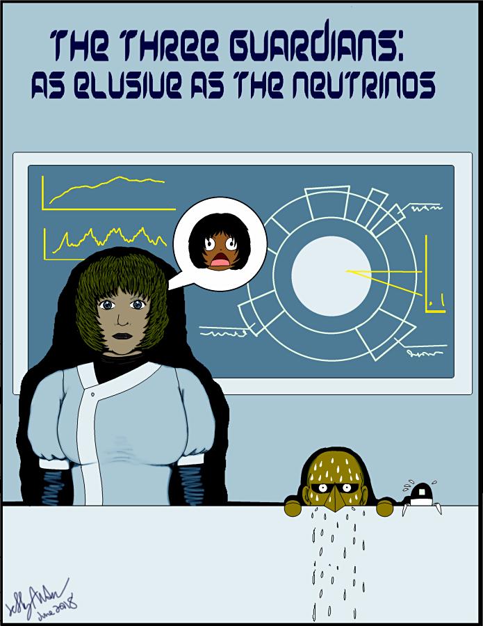 Three Guardians: As Elusive as Neutrinos chapter by SailorEnergy