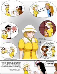 69 Theme Challenge: Annoyance by SailorEnergy
