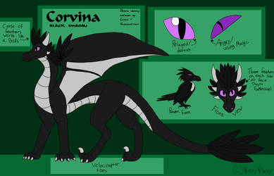 Corvina Ref by rexyplexy