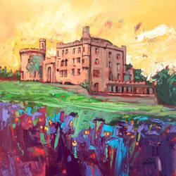 Dalhousie Castle by NaismithArt