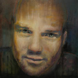 Self Portrait: Into The Light by NaismithArt