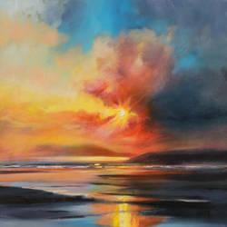 Emerging Sun by NaismithArt