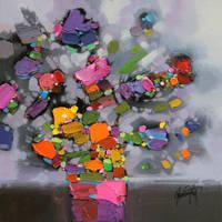 CMY Bouquet 2 by NaismithArt