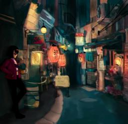 my city now (BG practice) by XxCindyFancyxX