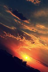 Sun go to sleep by Jeanne128
