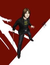 Persona: Tatsuya Suou by PriscillaKim