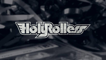 Holy Rollers logo by vsMJ