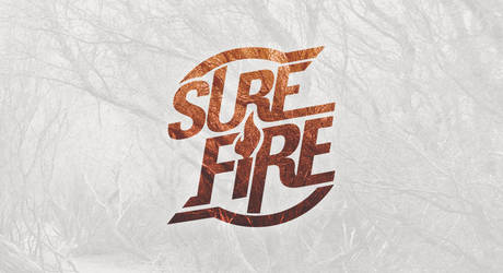 Surefire logo by vsMJ