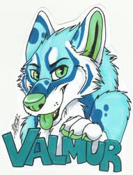 Valmur badge by TheKarelia