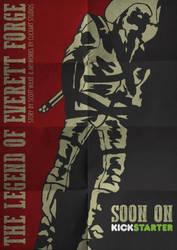 EF Kickstarter Poster by ochie4