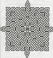 Star Cross Stitch by hypknotic