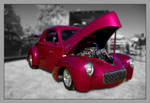 Willys Coupe by Riverine