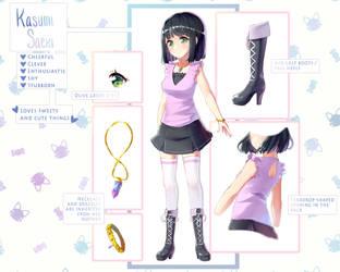 C: Kasumilein by NovaReeee