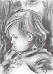 Tiny boy by Rosentod