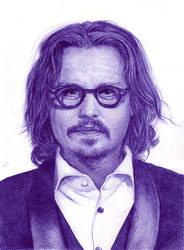 Johnny Depp :5: by Rosentod