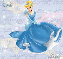 Cinderella by Laurine-Tellier