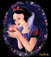 Snow white by Laurine-Tellier