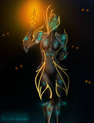 Ember Prime by VoiceOfTheDarkSector