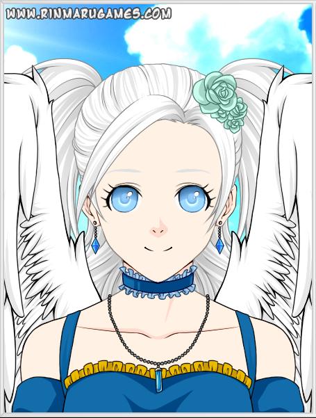 Angel's Appearance (version 2) by Bladerfan01