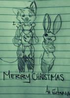 Merry Christnas by Asestrada157
