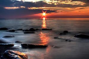 Sun Flare by DaishiMkV