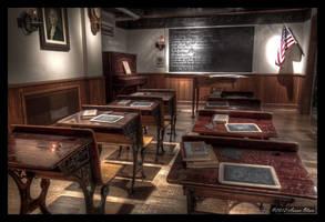 The Classroom by DaishiMkV