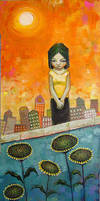 City Sun by jasinski