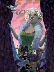 Let the Love In - Mae West by jasinski