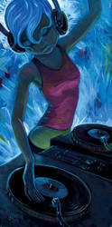 Spin Sister by jasinski