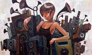 Can You Hear Me Now? by jasinski