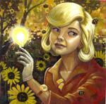 Rise and Shine, Doris Day by jasinski