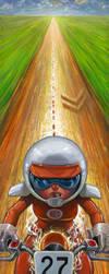 Turbo All the Way by jasinski