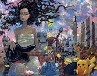 Spring Eternal by jasinski