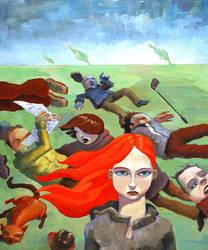 March by jasinski