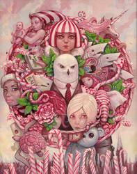 Peppermint by jasinski