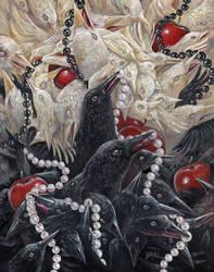 Birds of a Feather by jasinski