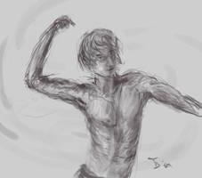 dancing, swinging by tombru