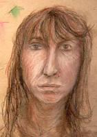 portrait study by tombru
