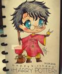 Happy Birthday Harry! by michesan