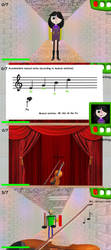 : Mrs. Clarissa's functions in the game : by Amazing-Girl-Forever